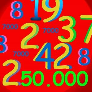 12x12 ROOD 0024 ACC Cijfers Nieuw 250000