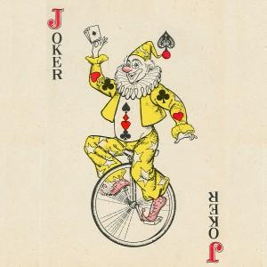 Joker CD 12x12
